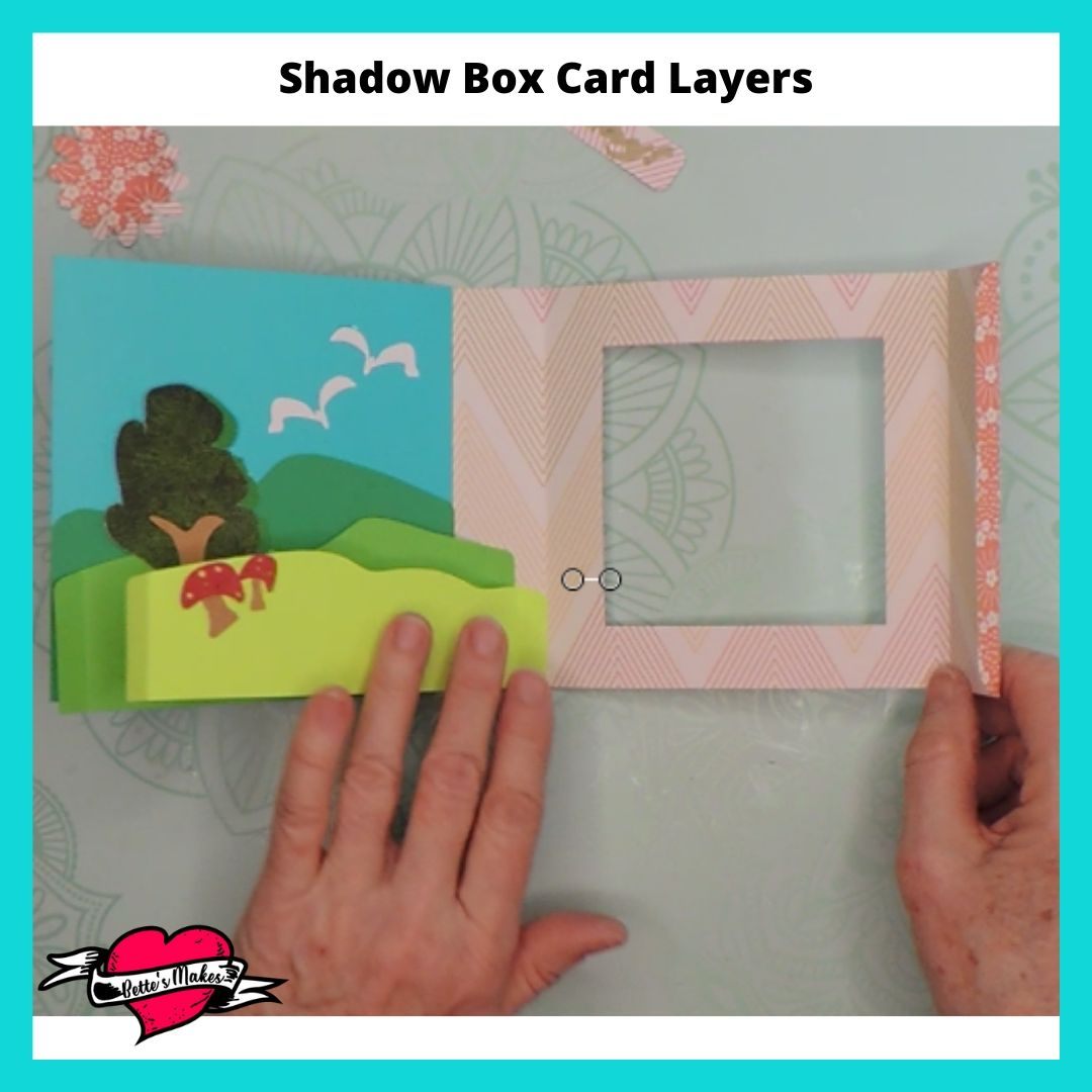 Shadow Box Layers