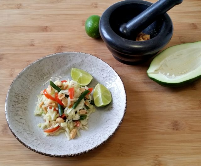 Papaya Salad  SOM TAM  Bettina In Cucina