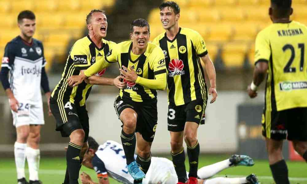 Wellington Phoenix vs Newcastle Jets - A League