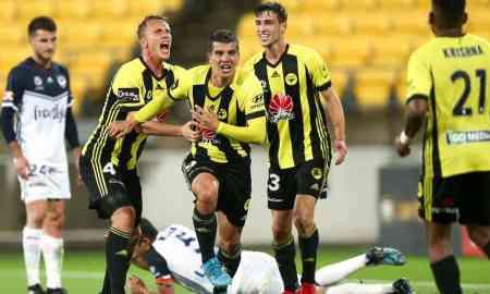 Wellington Phoenix vs Newcastle Jets - A League