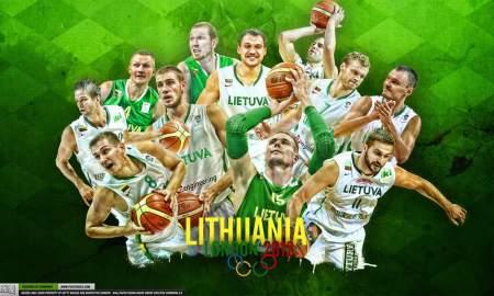 Brazil v Lithuania