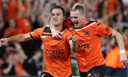 Newcastle Jets v Brisbane Roar