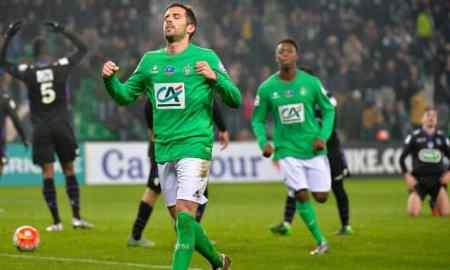 St Etienne v Mainz 05