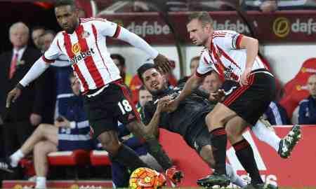 Sunderland v Leicester