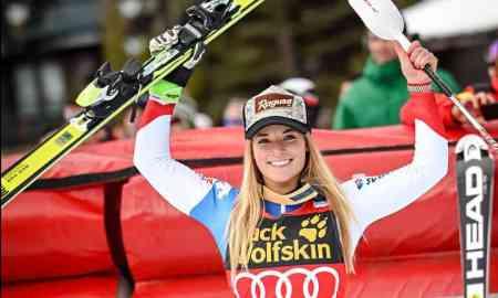 Women's Giant Slalom - Semmering 2016