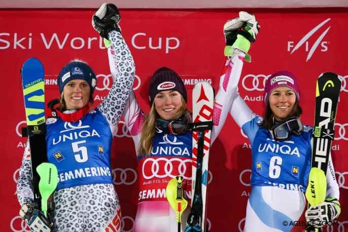 Women's Slalom – Zagreb 2017