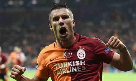Galatasaray v Besiktas