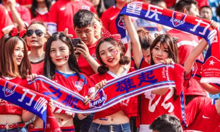Chongqing Lifan v Guizhou Hengfeng Zhicheng - Super League