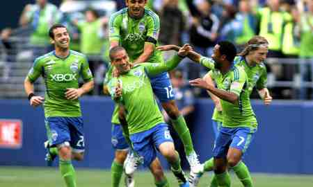 Seattle Sounders v Portland Timbers - MLS