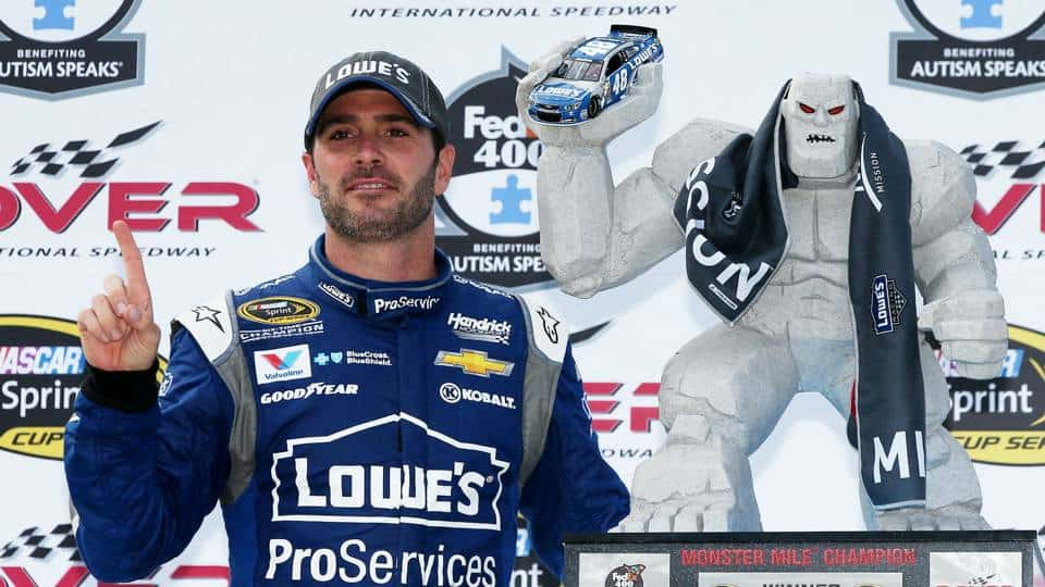 AAA 400 - NASCAR Race Preview and Predictions 2017: Our betting preview for the NASCAR race called AAA 400 Drive for Autism. Check it out!