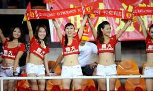 Shanghai Shenhua v Guangzhou Evergrande - Super League