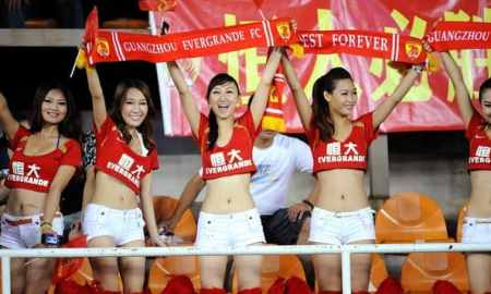 Shanghai Shenhua v Guangzhou Evergrande - Super League
