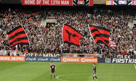 DC United v New England Revolution - MLS