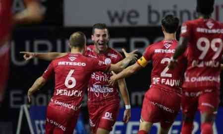 Waregem v Kortrijk - Jupiler League