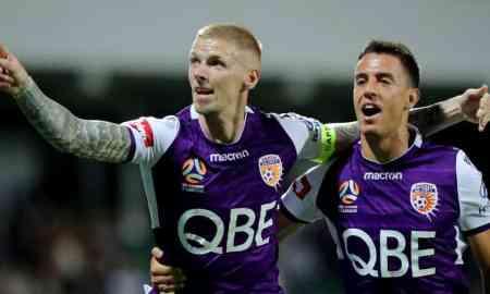 Melbourne City v Perth Glory - A League