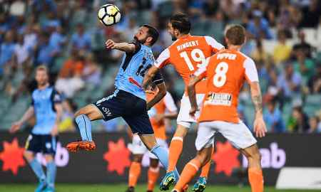 Brisbane Roar v Sydney FC - A League
