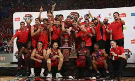 New Zealand Breakers v Perth Wildcats - NBL