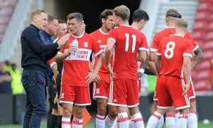 Middlesbrough v Burton Albion - EFL Cup
