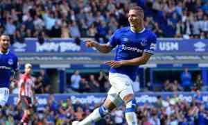 Brighton v Everton - Premier League