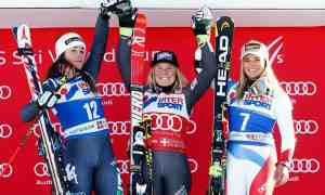 Women's Giant Slalom – Killington 2017