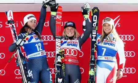 Women's Giant Slalom – Killington 2017