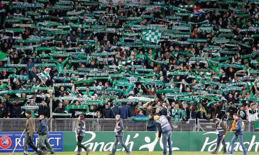 Guingamp v St Etienne - Ligue 1