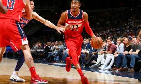 Detroit Pistons v Washington Wizards - NBA