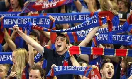WS Wanderers v Newcastle Jets - A League