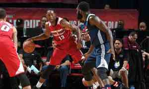 Miami Heat v Washington Wizards - NBA