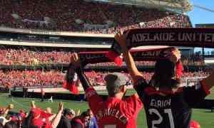 Adelaide United v WS Wanderers - A League