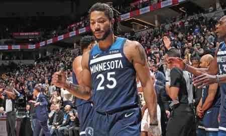 Washington Wizards v Minnesota Timberwolves - NBA