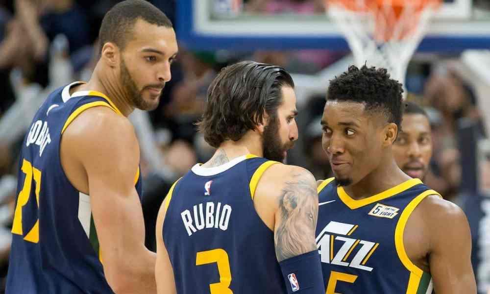 San Antonio Spurs v Utah Jazz - NBA