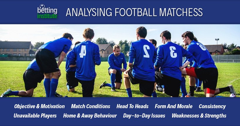 Analysing Football Matches