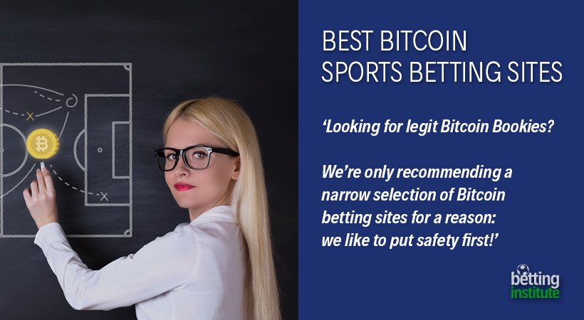 Best Bitcoin Sports Betting Sites 2018