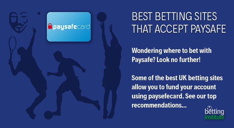 Online Betting Sites That Accept Paysafecard