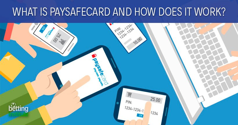 What Is Paysafecard And How Does It Work