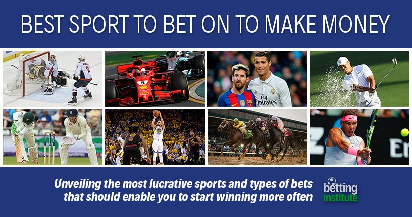 Best Sport To Bet On To Make Money