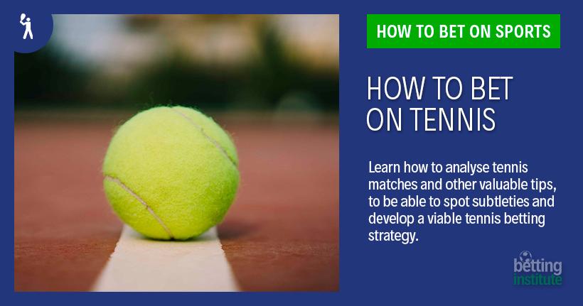 Tennis betting tips uk betting it all etrian odyssey iii