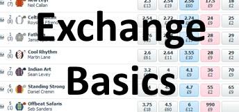 Betting exchange basics