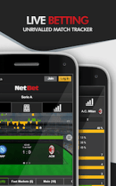 NetBet Live Betting (In-Play)