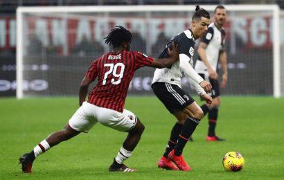 Juventus vs Milan: The stage is set