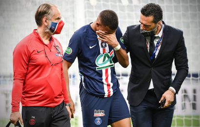 Mbappe ruled out of Atalanta tie