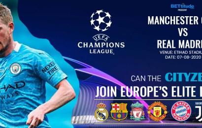 Man City's quest to become Champions League elites
