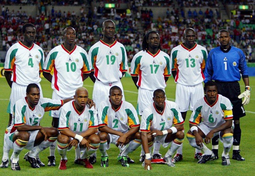 Les Lions De La Téranga : How Senegal captured the heart of an entire continent in 2002