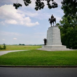 The Robert E. Lee memorial