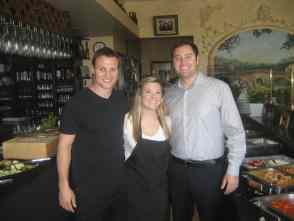 Vince, Andreanna & Sean