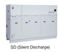 SD silent discharge Mitsubishi