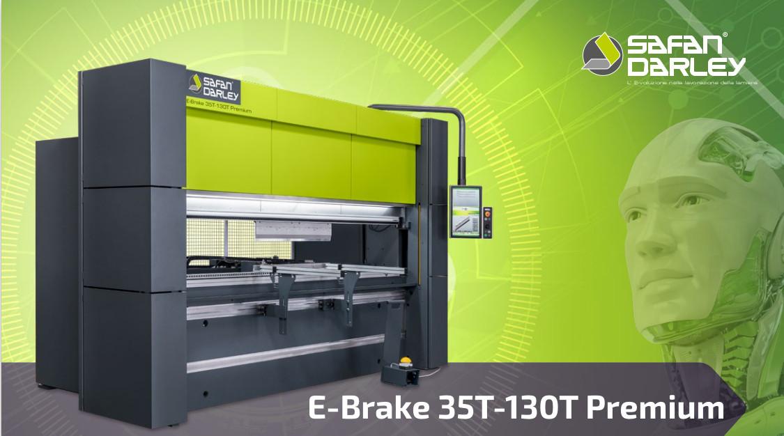 E-brake 35T-130T Premium