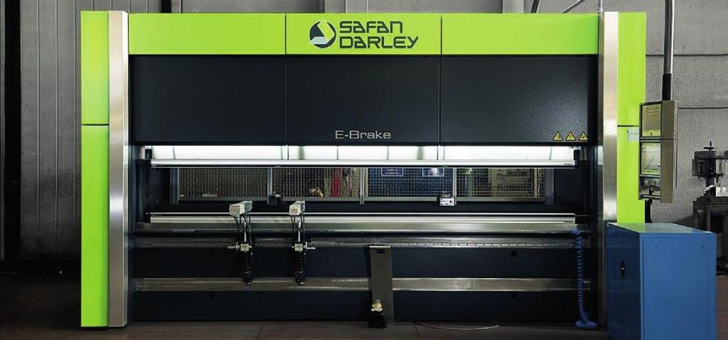 pressa piegatrice Safan Darley E-Brake-200 ton 4100mm