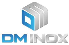Logo aziendale Dm Inox snc